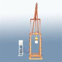 Grapeshot Bag Impact Test Instrument