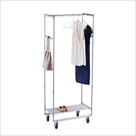 Stainless Steel Garment Hanging Rack