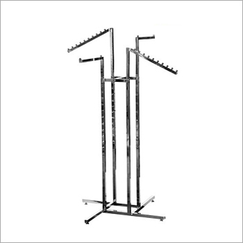 Stainless Steel Four Way Rack