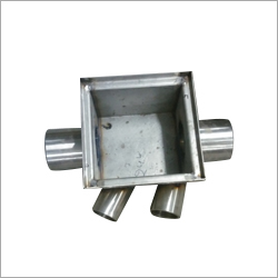 Stainless Steel Kitchen Drainage Chamber