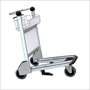Portable Airport Luggage Trolley