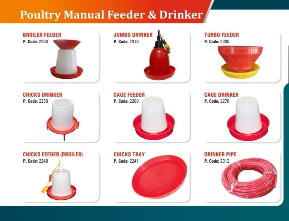 Poultry Chicks Drinker Broiler