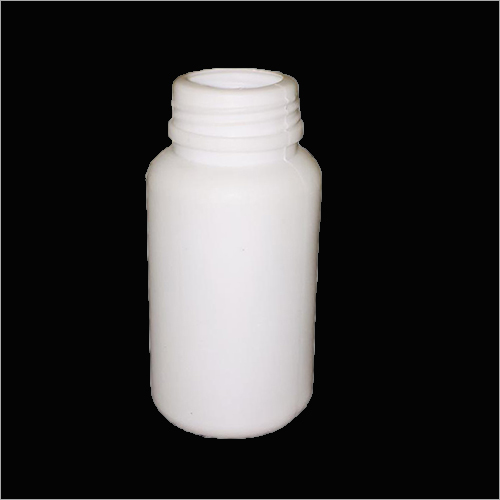 120 CC HDPE Tablet Medicine Bottle