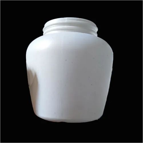 White HDPE Lotion Bottle
