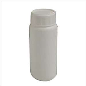 White HDPE Capsule Bottle