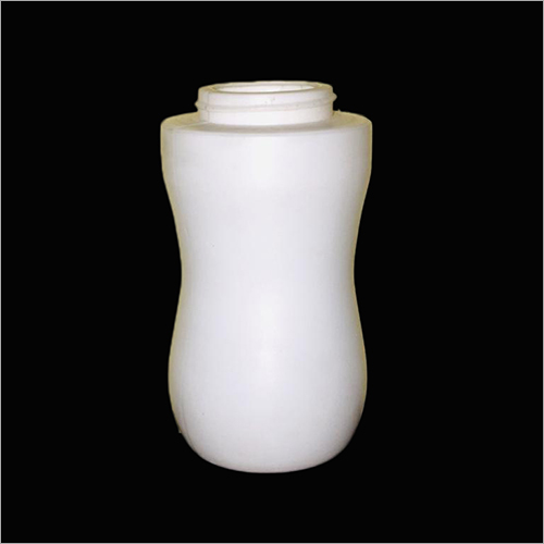 Plastic Protein Powder Jar