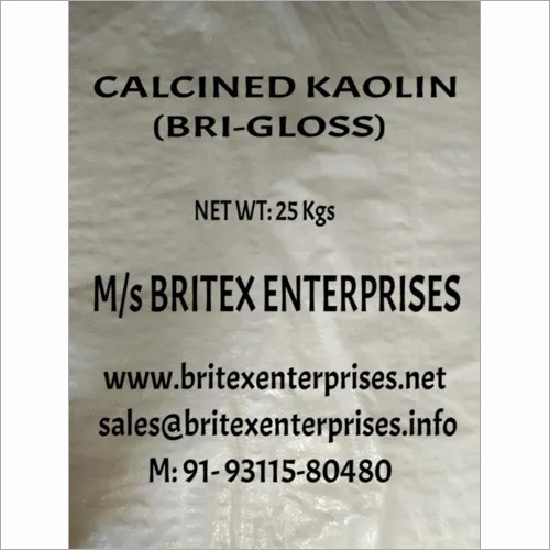 CALCINED KAOLIN ----- BRI-GLOSS