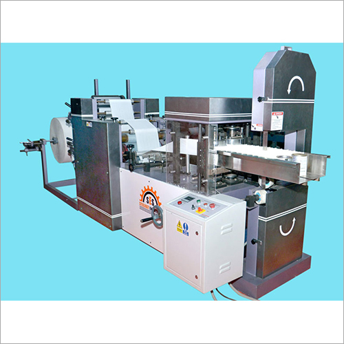 Automatic Paper Napkin Machine