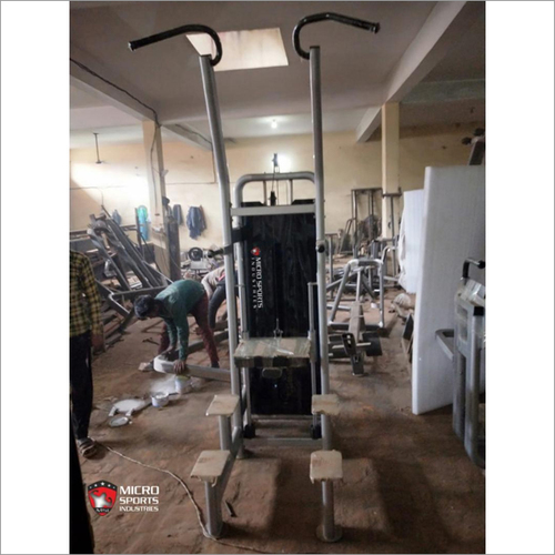 Back Pull Machine