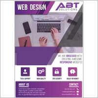 Pamphlet Design Service