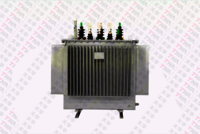 S9-13 11KV-33KV Oil Filled Transformer