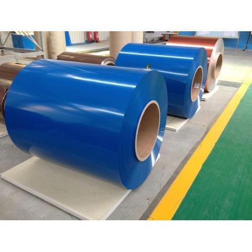 Prepainted Steel PPGL & PPGI