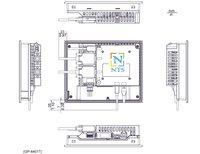 Pro-face Gp-4401ww Pfxgp4401wadw Hmi Touch Display