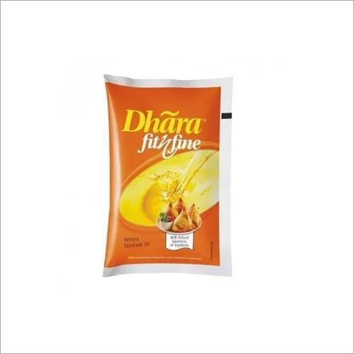 1 Ltr Dhara Mustard Oil