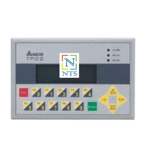 Delta TP02G-AS1 HMI Operator Panel