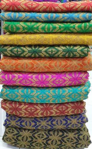 Cotton Ekat Jacquard Fabric