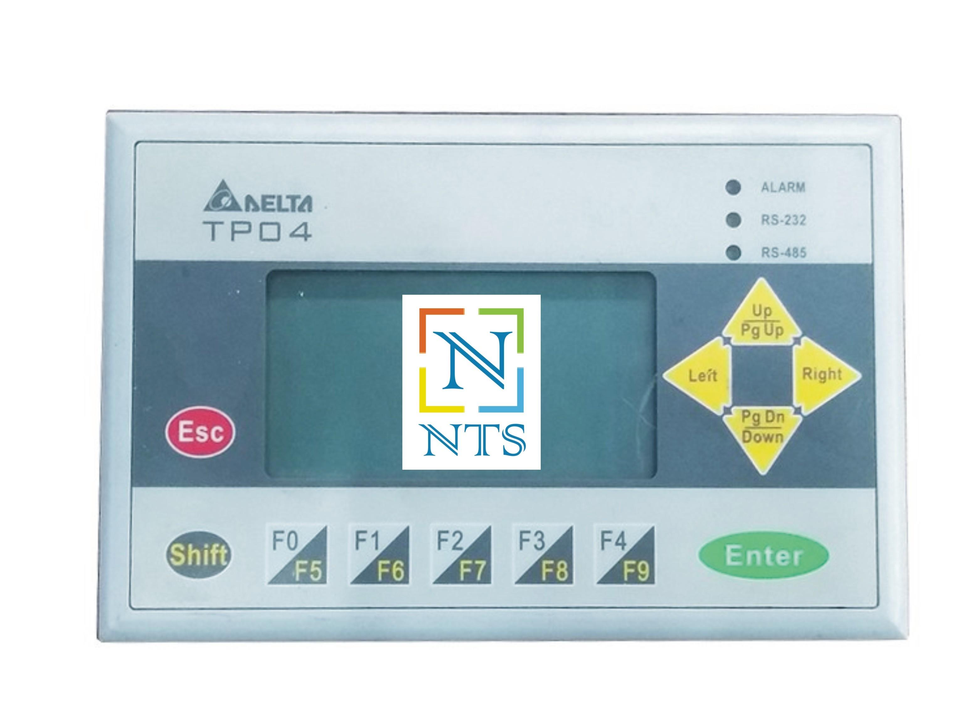 Delta TP04G-AS2 HMI Operator Panel