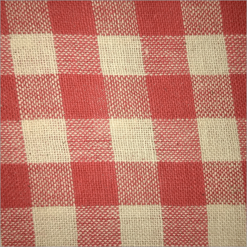 Small Striped Cotton Fabric