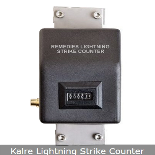 Kalre Lightning Strike Counter