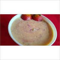 Strawberry Basundi