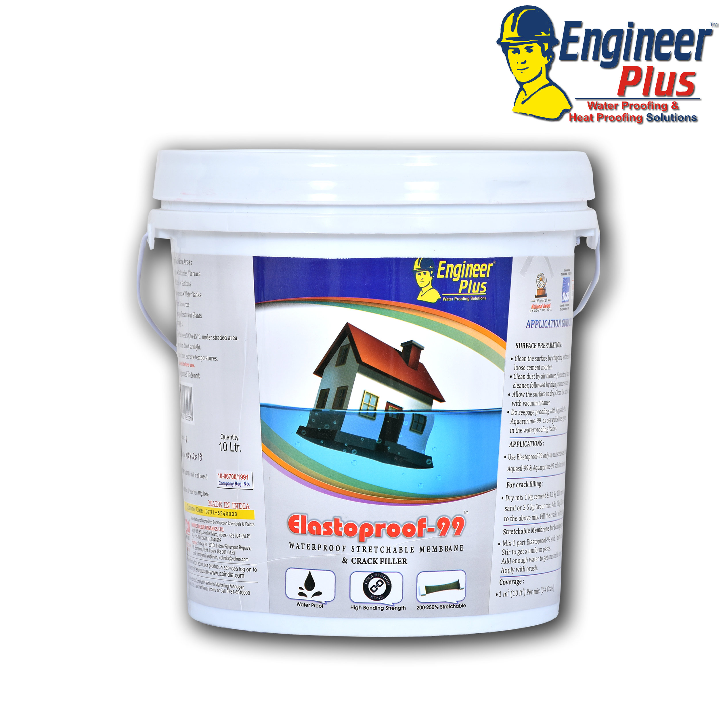 Elastoproof 99 Waterproofing Chemical
