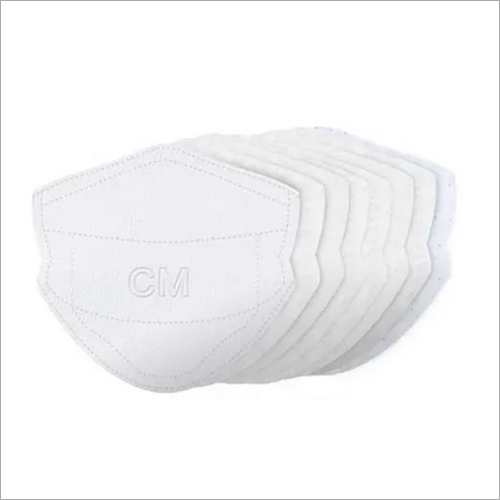 Disposable KN90 Gauze Filter Mask