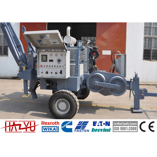 TY60 60kN Transmission Line Stringing Equipment Hydraulic Puller
