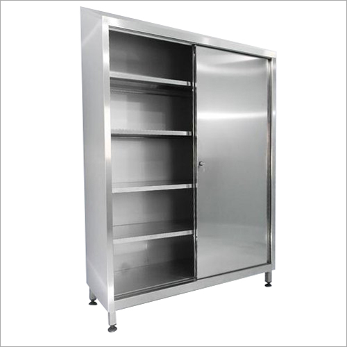 Stainless Steel Food Storage Cupboard