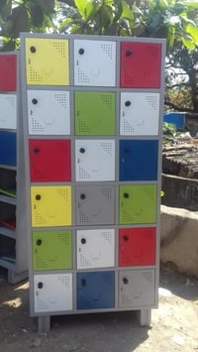 18 Compartment Locker Combination Lock