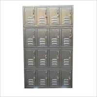 16 Compartment SS Locker