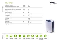 35lit Dehumidifier With Carbon Filter