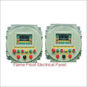 Flame Proof Electrical Panel
