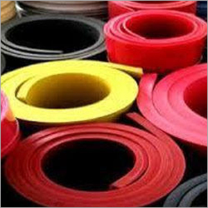 Single Ply Insertion Natural Rubber Sheet