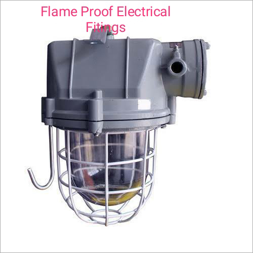 Flame Proof Electrical Fitting