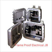 Flame Proof Electrical JB