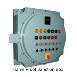Flame Proof Junction Box