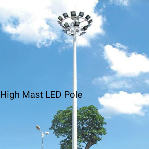 High Mast LED Pole