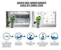 Heavy Duty Industrial Ionizer  Dehumidifier