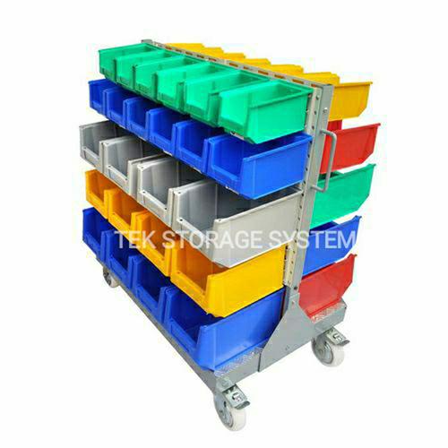 Plastic Bins Trolley