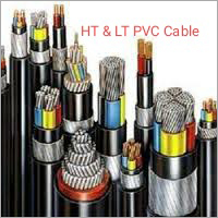 HT And LT PVC Cable