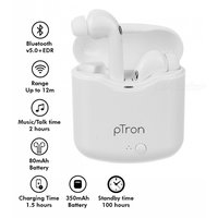 pTron Ace i11 In-Ear True Wireless Stereo Earbuds (TWS) with Mic