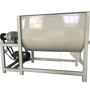 Poultry Feed Mixer Horizontal
