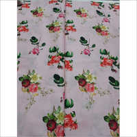 Crepe Silk Digital Print Fabric