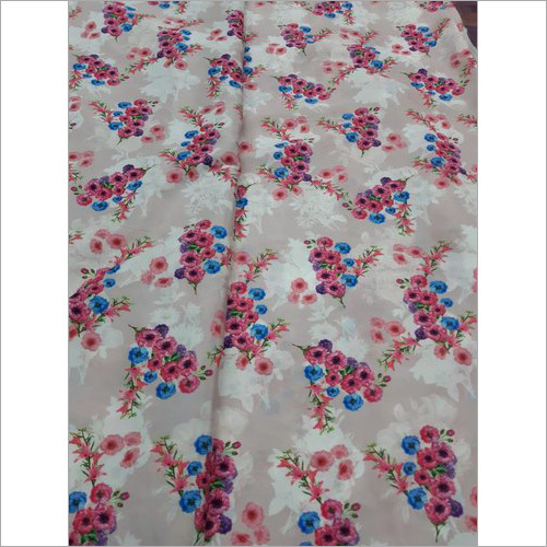 Teby Silk Digital Print Fabric