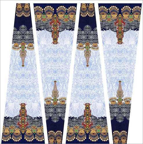 Exclusive Kali Designs Print Fabric