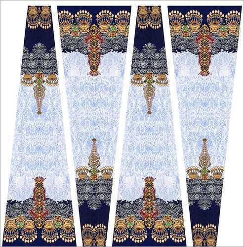 Exclusive Kali Designs Print Fabric
