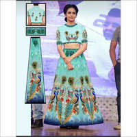Banglori Satin Digital Print Fabrics