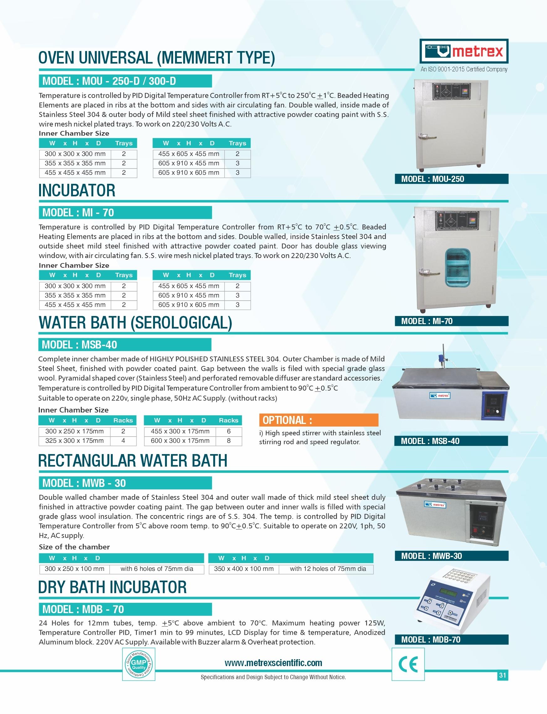 Lab Incubator