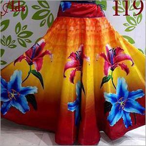 Kalamkari Designer Lehenga Skirts