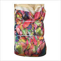 Digital Print Zarna Silk Muslin Fabric